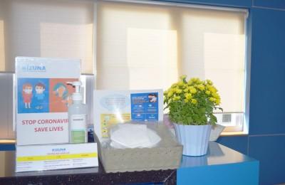 KIZUNA chung tay phòng, chống dịch Covid-19 vì sức khoẻ cộng đồng