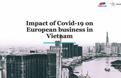 Cộng đồng doanh nghiệp châu Âu ủng hộ hành động của chính phủ Việt Nam giữa cơn bão dịch Covid-19
