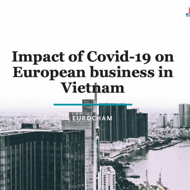 European business community welcome Vietnamese government's actions during the Covid-19 pandemic