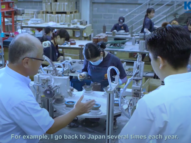 [Cộng đồng doanh nghiệp Kizuna] Yanase Việt Nam - Doanh nghiệp Nhật Bản chuyên sản xuất các loại đĩa mài kim loại