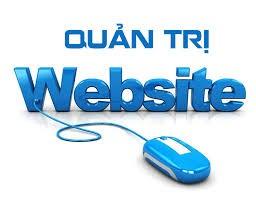 NHÂN VIÊN QUẢN TRỊ WEBSITE