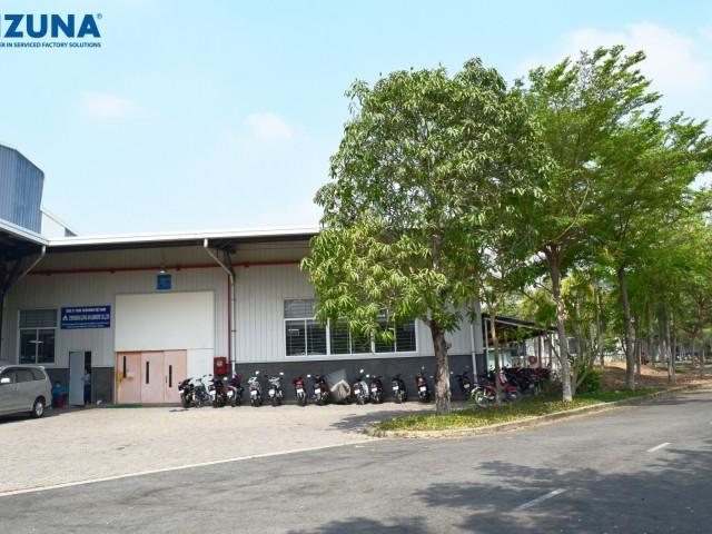 Kizuna - Đơn vị cho thuê nhà xưởng 250m2 Long An uy tín