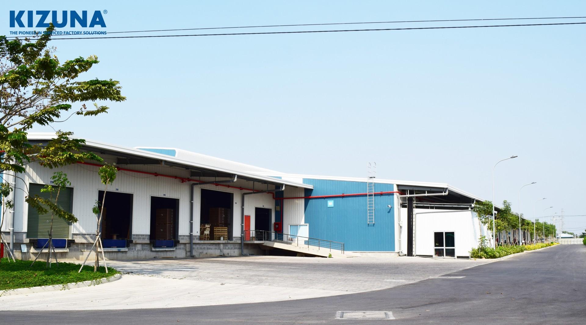 mẫu nhà xưởng công nghiệp