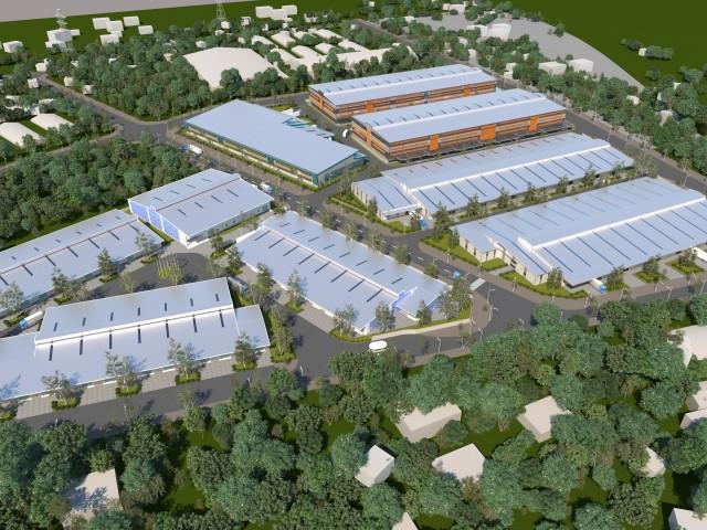 ベトナムの工業団地一覧・最良の工場を貸す