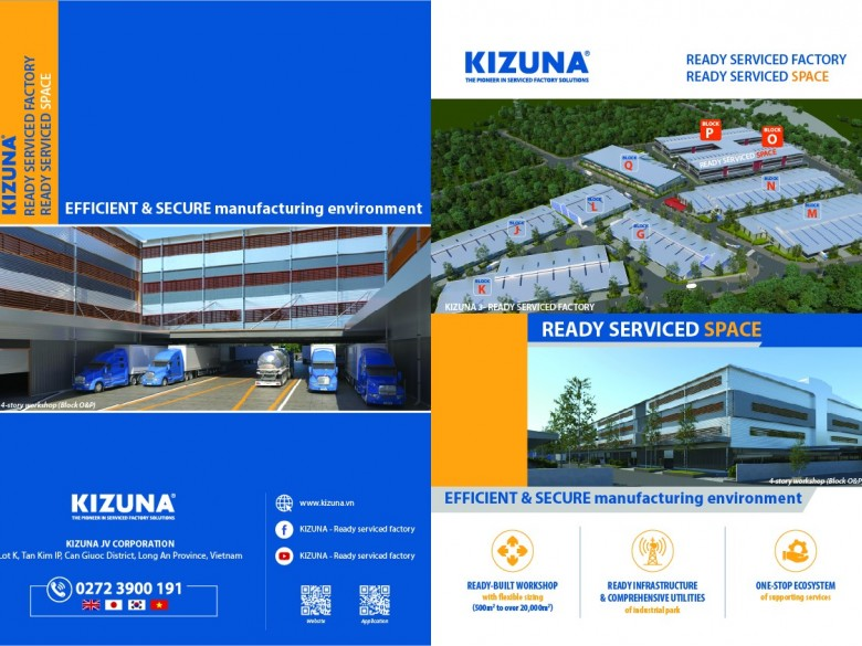 KIZUNA - READY SERVICED SPACE