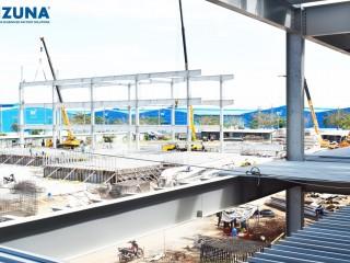Nhà xưởng công nghiệp kết cấu thép - lựa chọm của nhiều DN