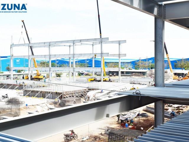 Nhà xưởng công nghiệp kết cấu thép - lựa chọn của nhiều DN