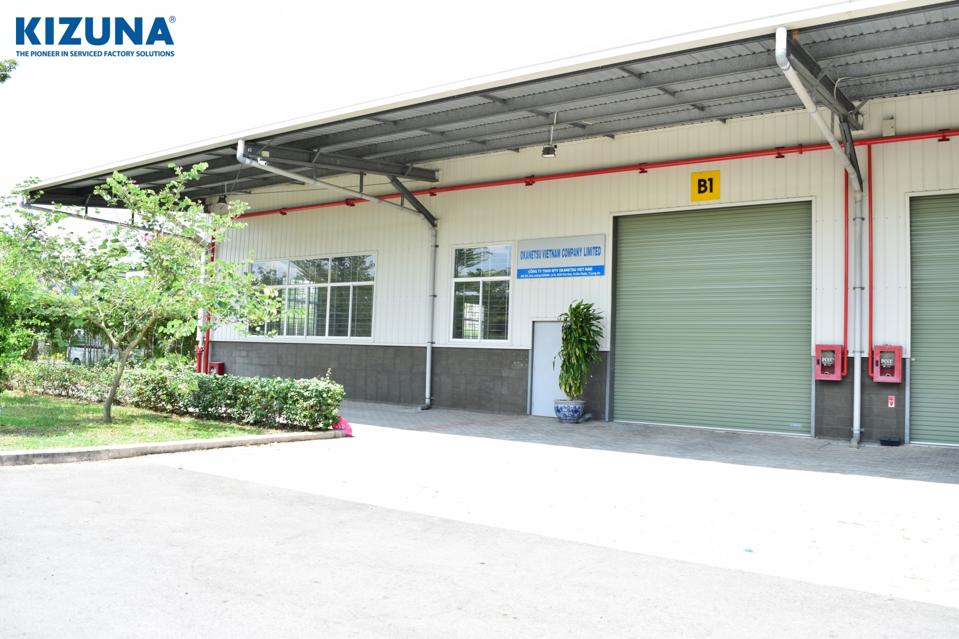 factory for rent in vietnam