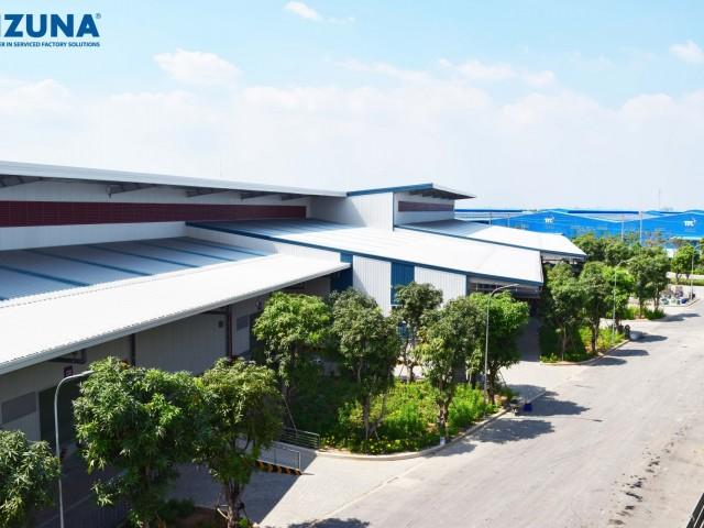 Kizuna đáp ứng nhu cầu nhà xưởng không cúp điện cho các DN