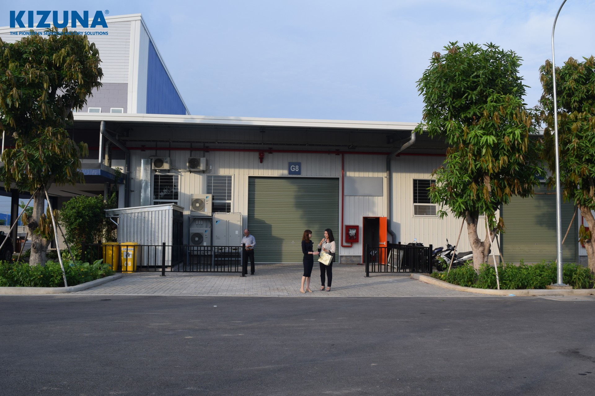 베트남 식품 공장 임대