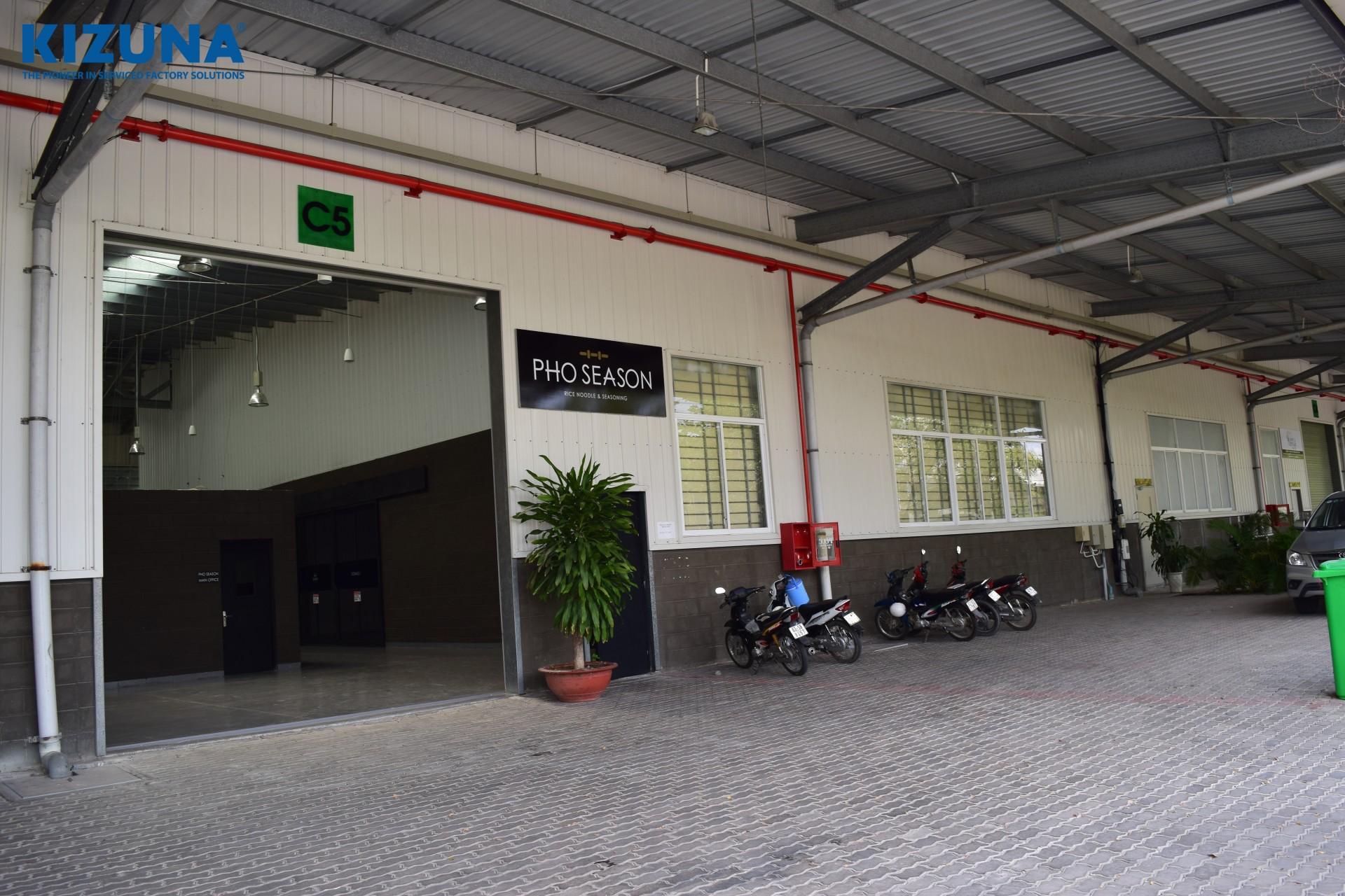 베트남의 공장 안전