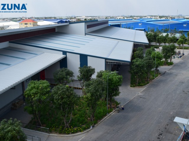 베트남 공장 임대 사업 분야의 시장 평가