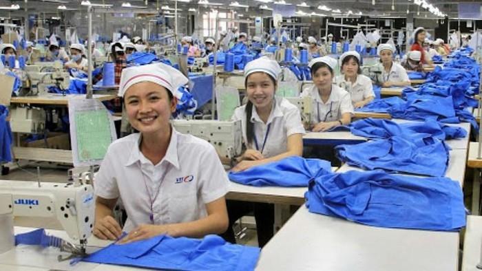 ベトナム繊維工場の投資家に開かれていく機会一覧