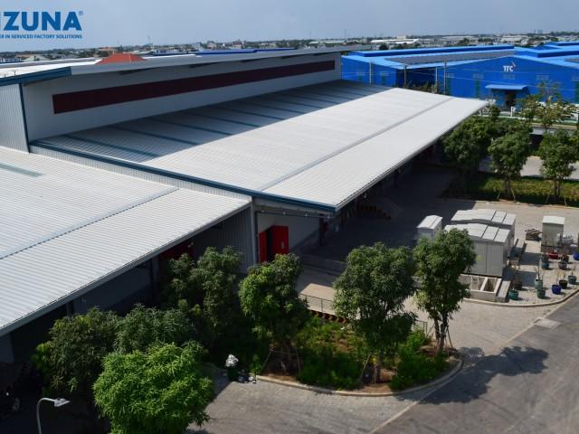 Thuê nhà xưởng tại TPHCM và Long An, đâu là vị trí tốt cho DN?