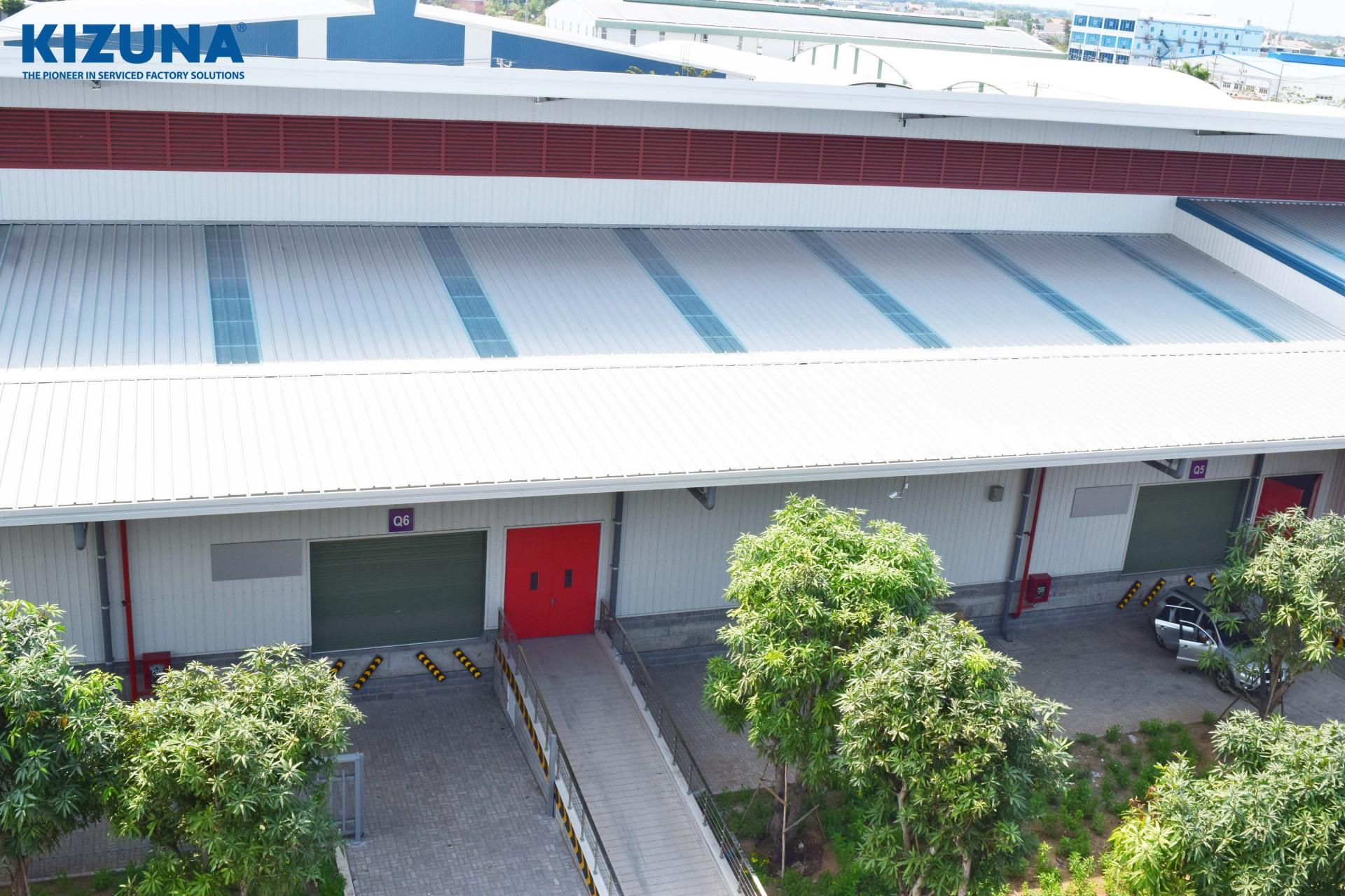 Thuê nhà xưởng tại TPHCM kizuna
