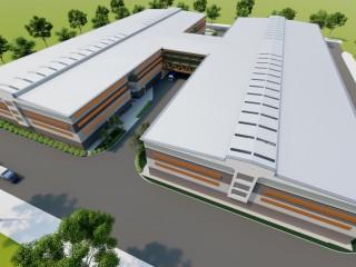 Kizuna cho thuê nhà xưởng 250-80,000m2, gần TPHCM chỉ 3.5$/tháng