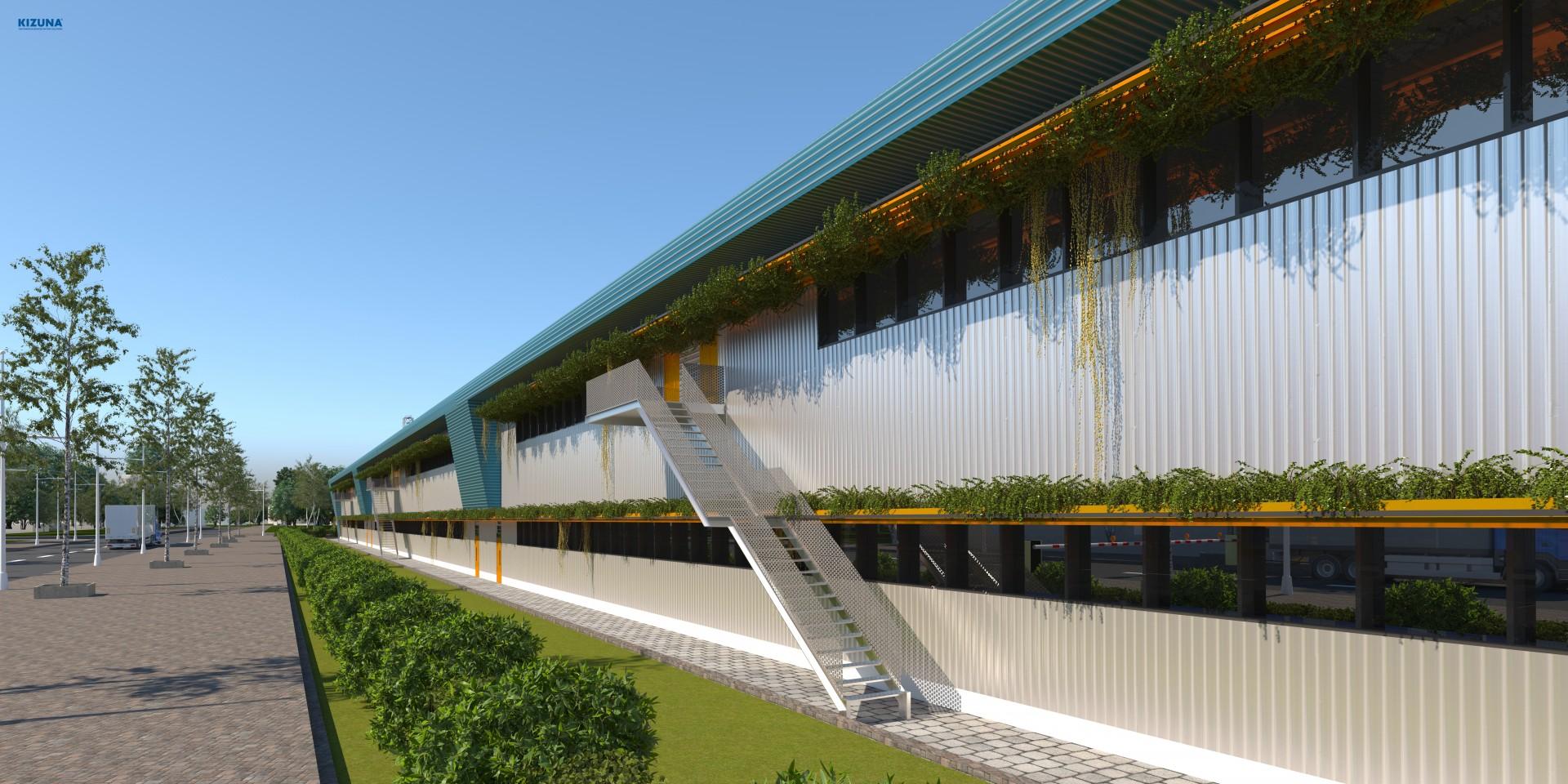 industrial factory design
