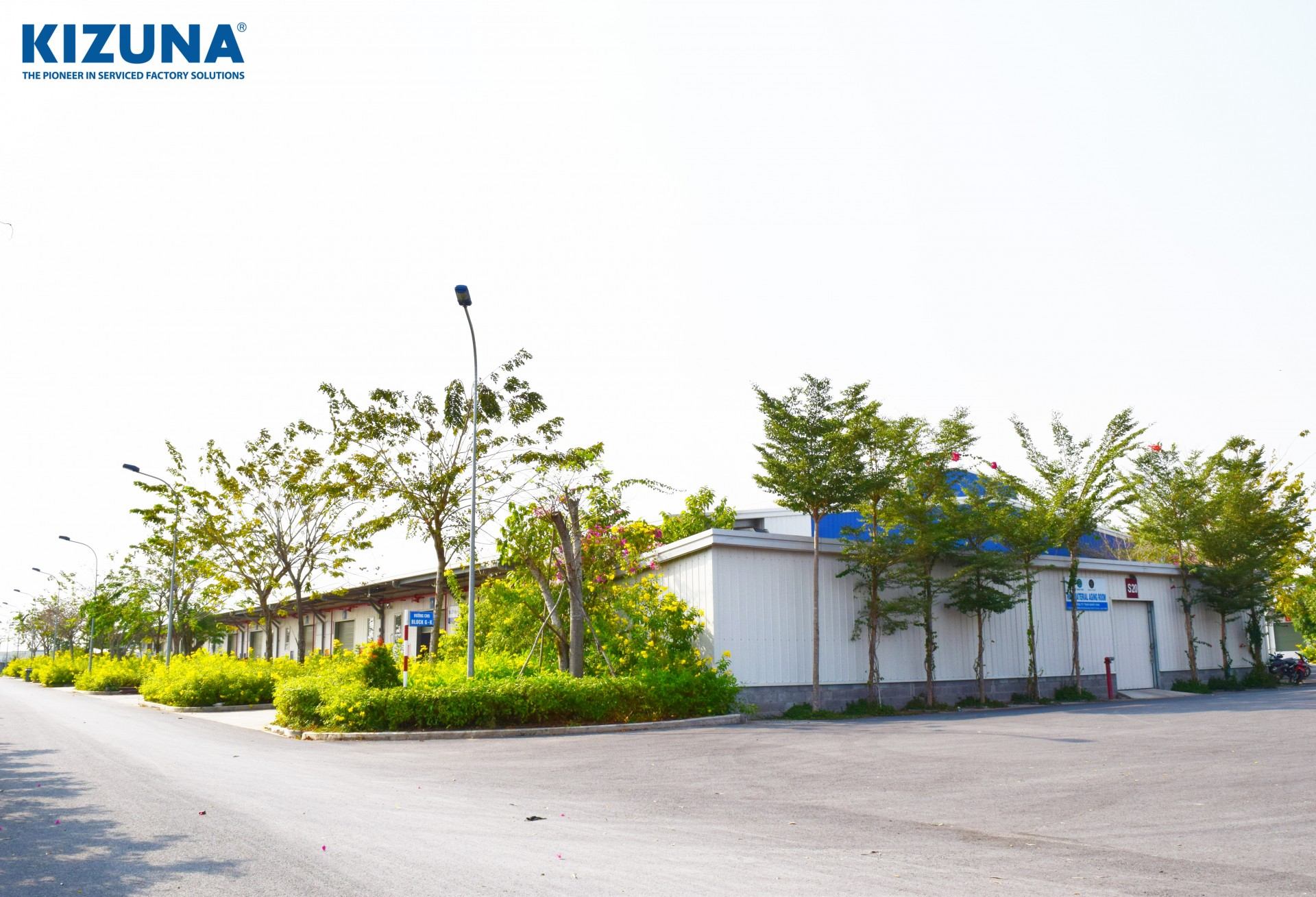 cost saving factory for lease Kizuna