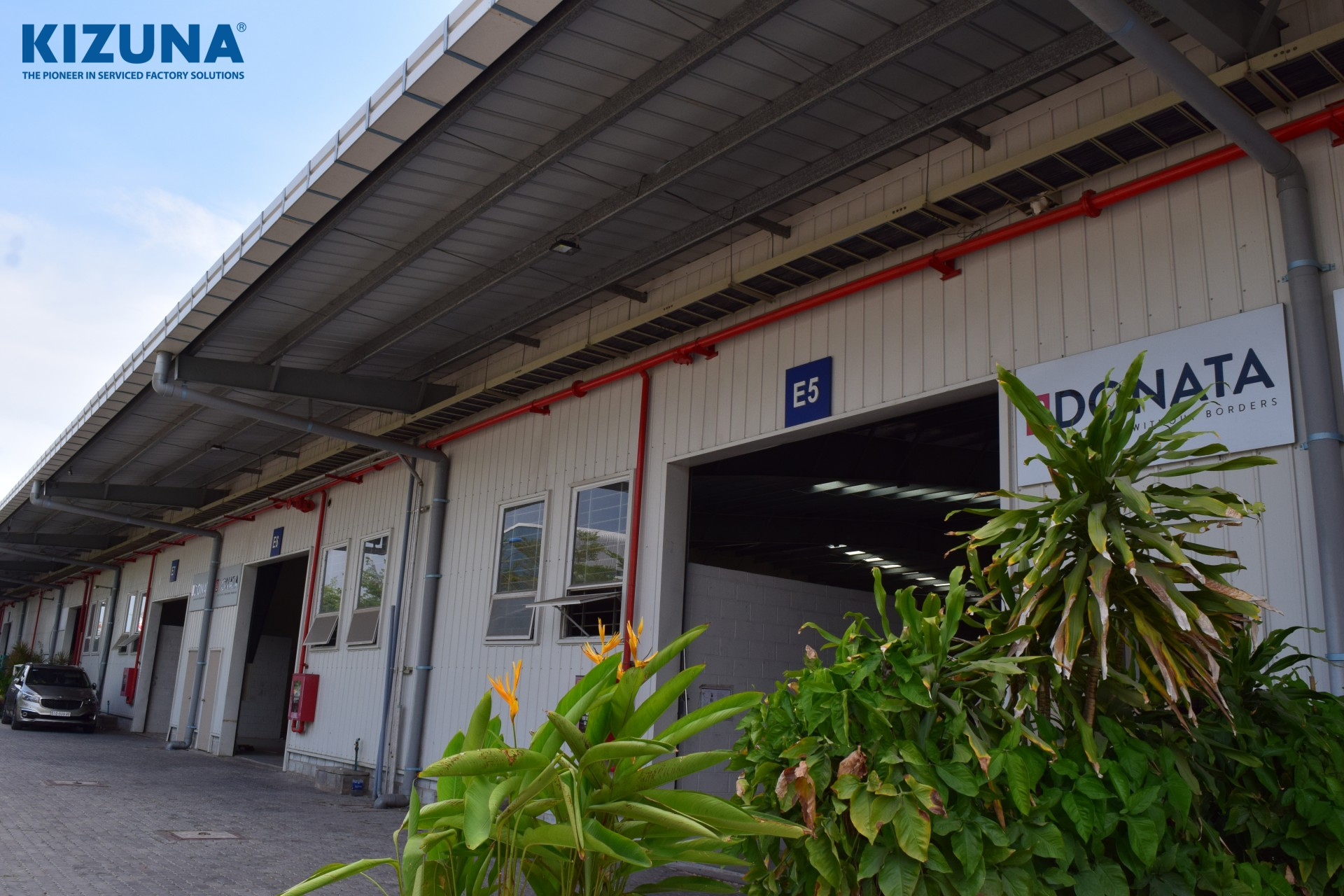 smart factory vietnam kizuna