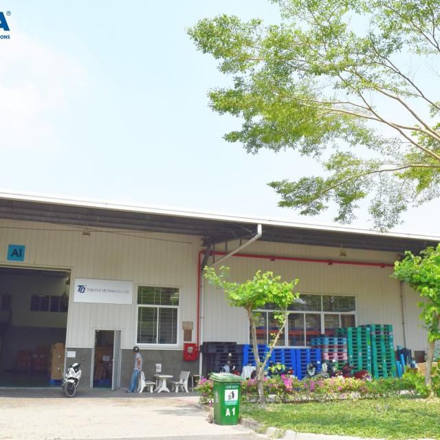 베트남 식품 공장의 표준 설계