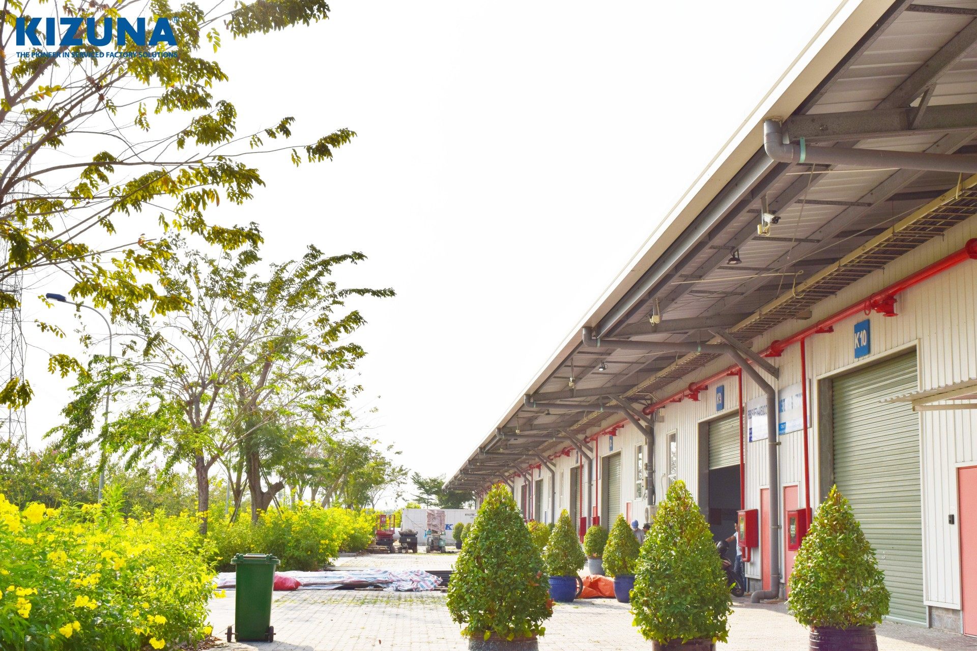 industrial factory for lease in vietnam