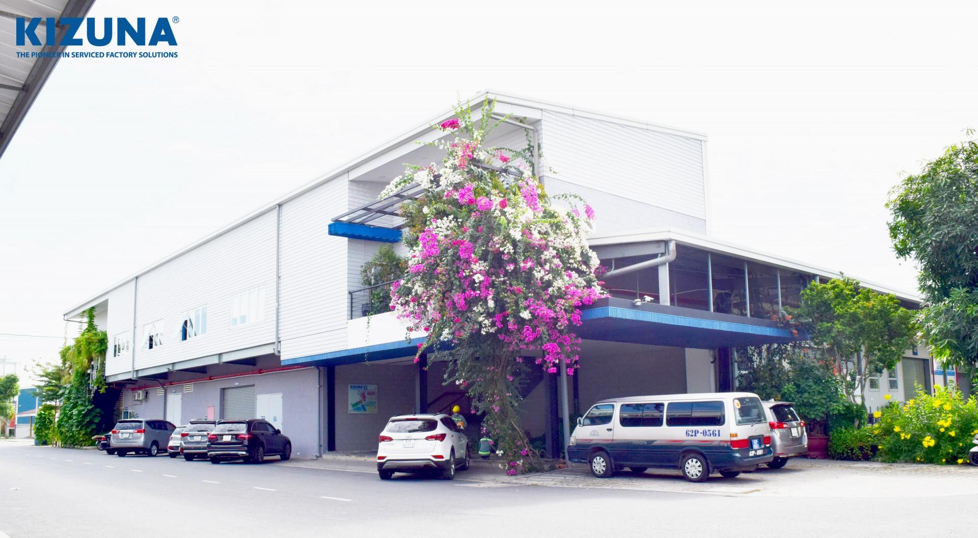 kizuna factory for lease