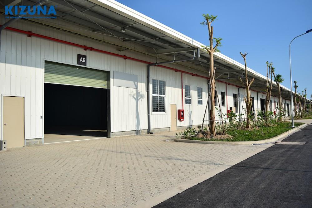Vietnam apparel factory for lease kizuna