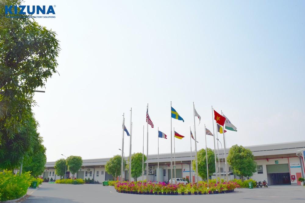 new factory in vietnam kizuna 3