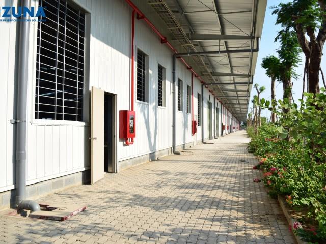 Long An - Nhà xưởng khu công nghiệp trọng điểm tương lai