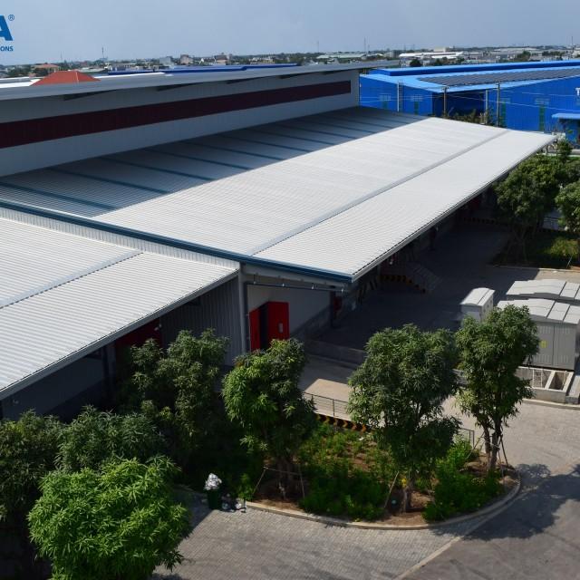 공업 부동산: 베트남의 공장은 외국 생산 기업들을 유치합니다