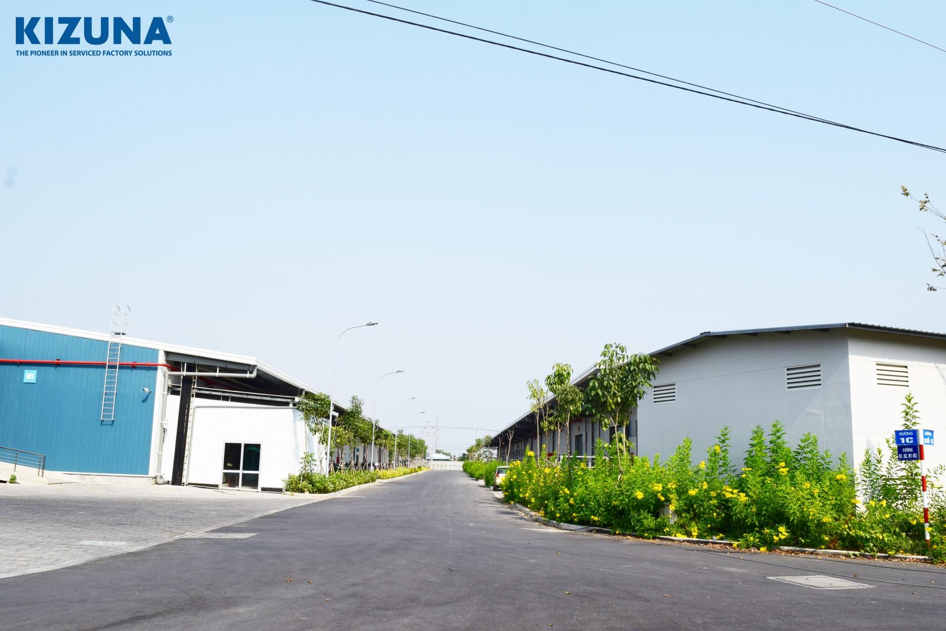 베트남 한국 산업 단지 kizuna