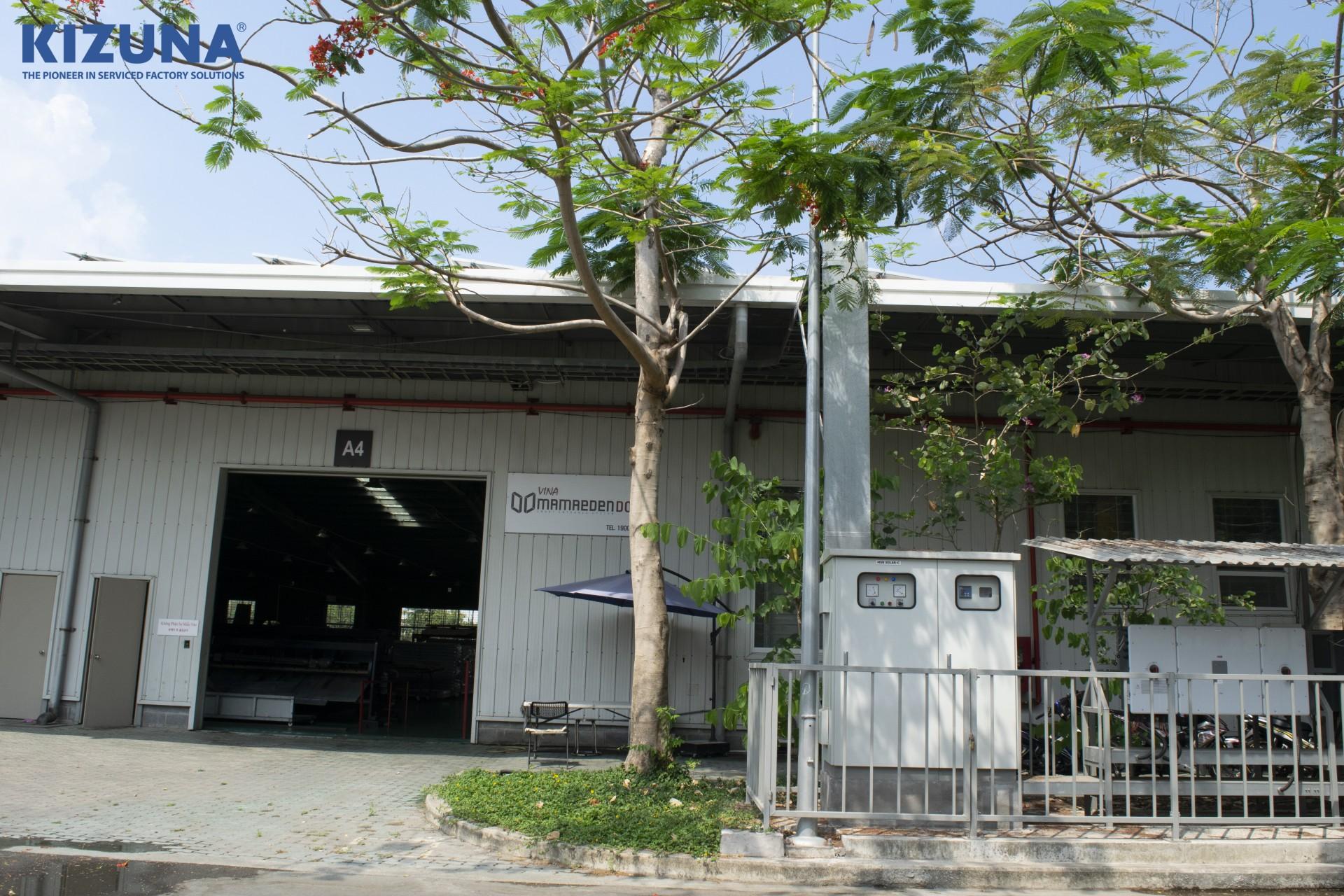 호치민시 인근 저렴한 공장 임대 kizuna