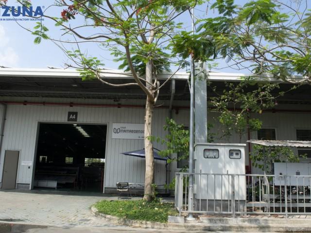 Long An - thị trường cho thuê nhà xưởng hiện đại