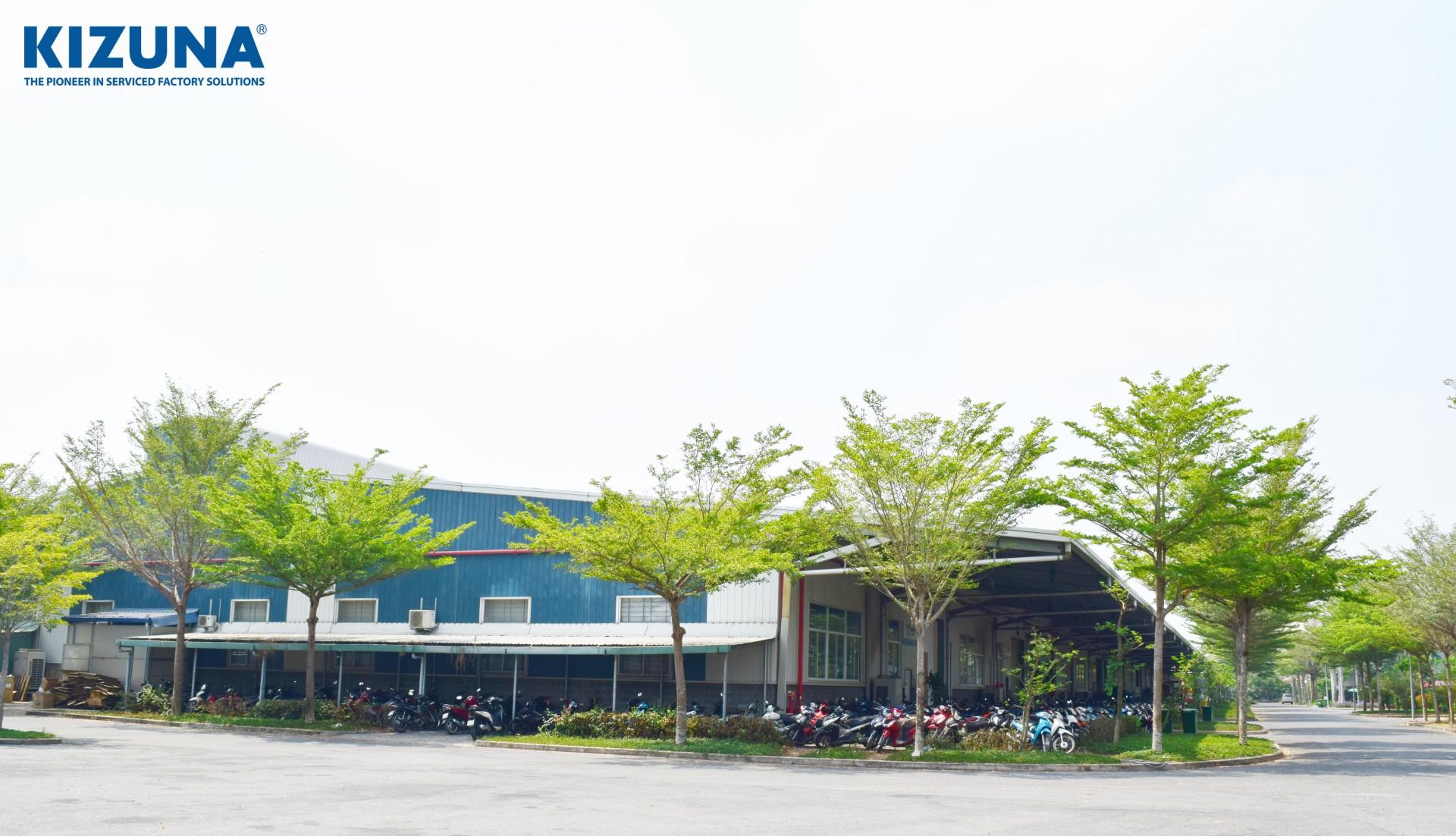 호치민 공장