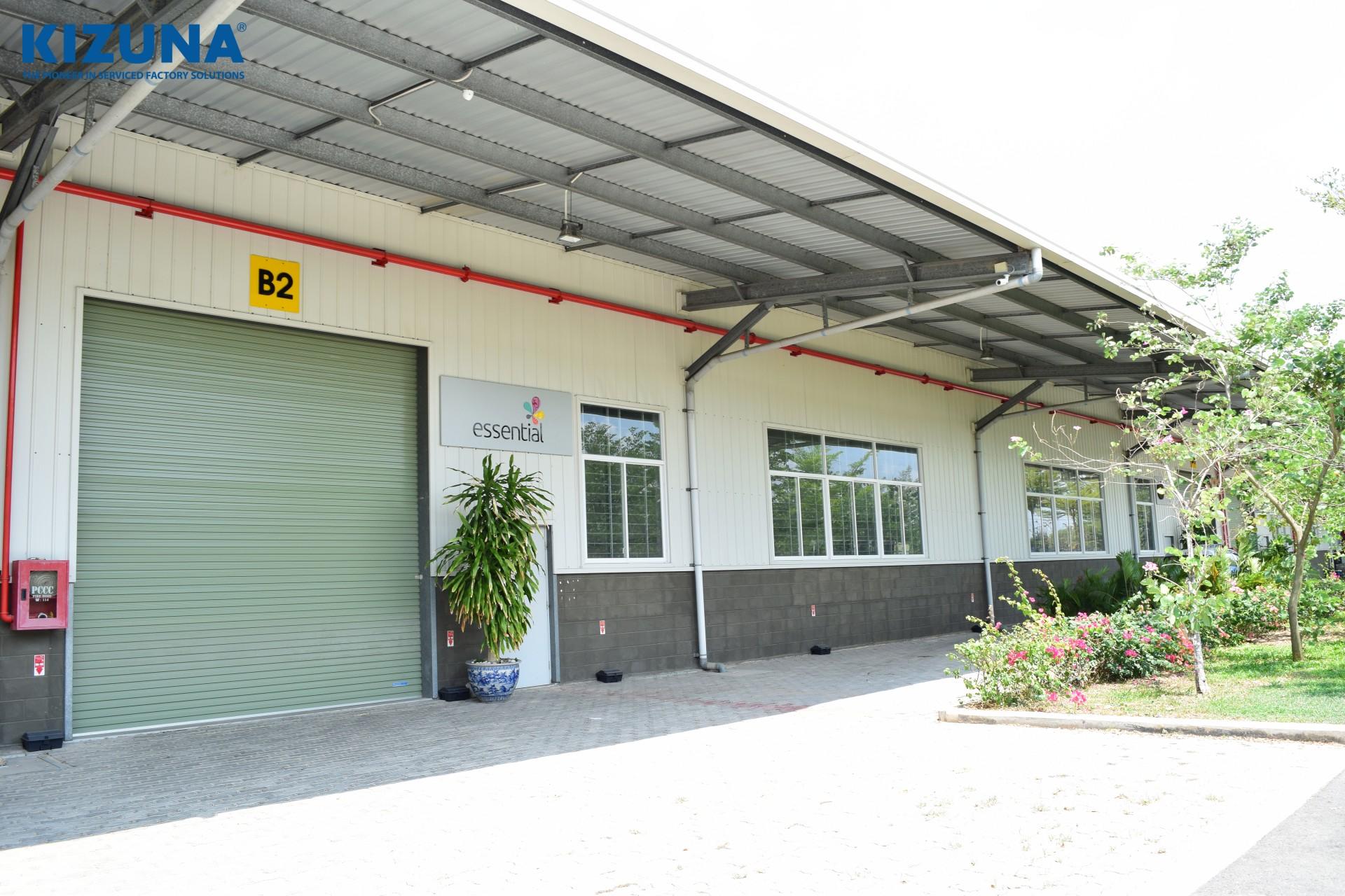 Nhà xưởng sản xuất cho thuê liền kề