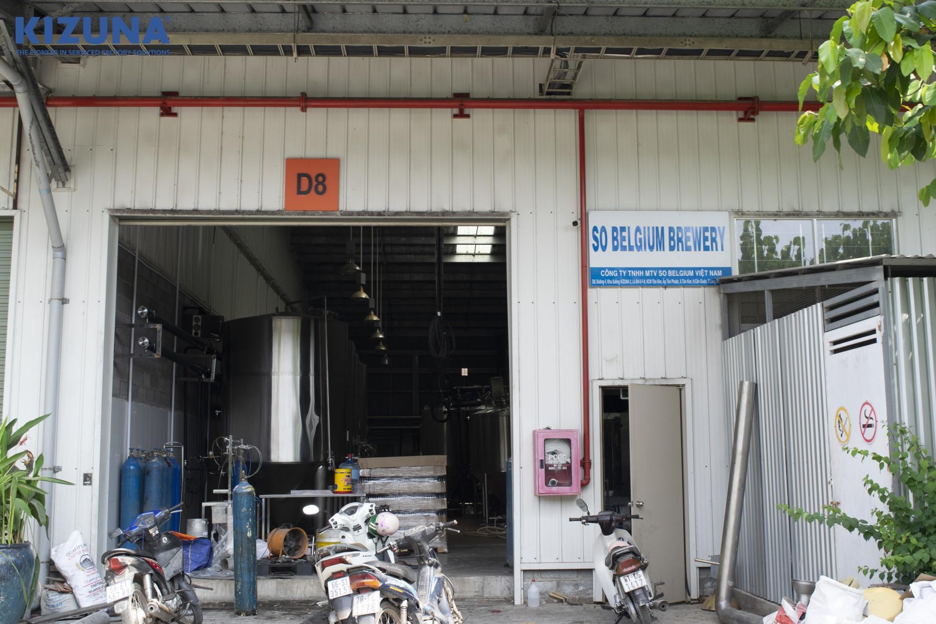 Cho thuê nhà xưởng liền kề giáp TPHCM
