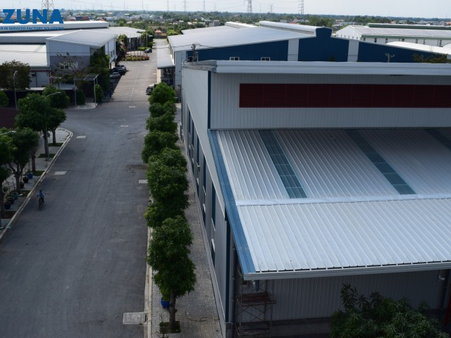 Start a business with a medium sized factory renting