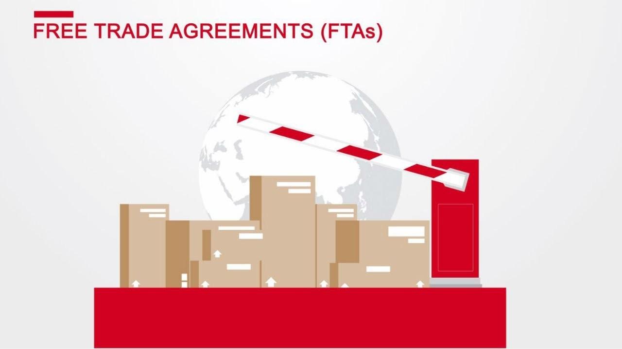 hiệp định thương mại fta
