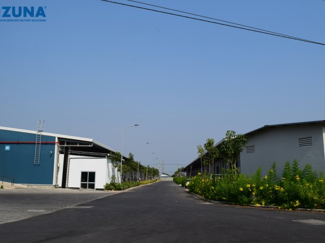 Long An - Potential and attractive factory for rent market