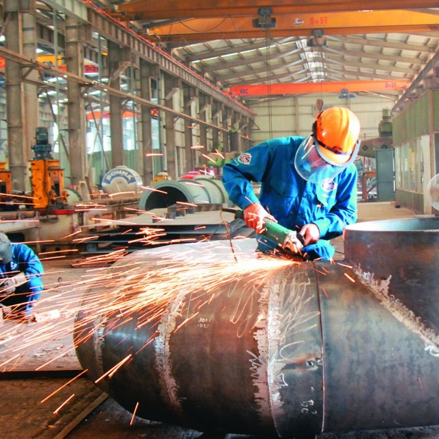 What should enterprises do to ensure labor safety in manufacturing ?