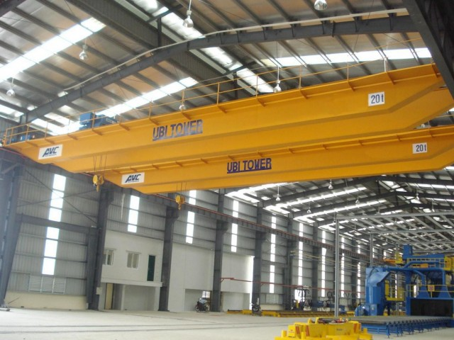 Everything you need to know about the factory has crane