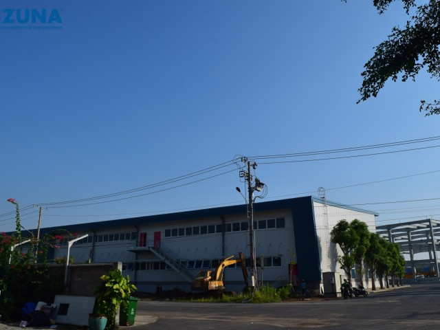 Reliable lessors of serviced workshop for rent near HCMC