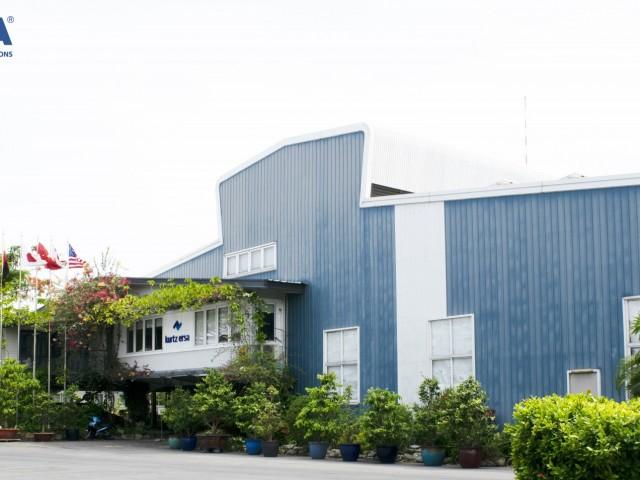 KIZUNAは工場を迅速かつ良い工場 費用にレンタルします