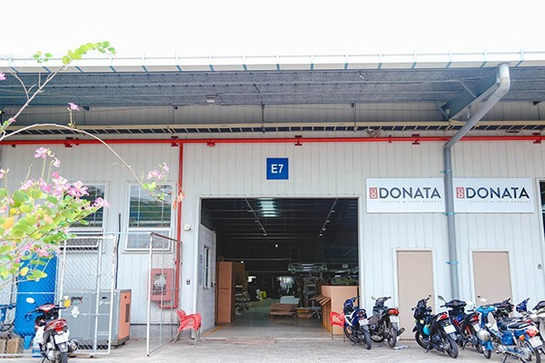 Small warehouse price in the North and the South Vietnam