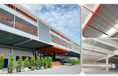 THE READY SERVICE SPACE A NEW TREND OF INDUSTRIAL REAL ESTATES